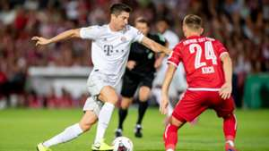 Robert Lewandowski Energie Cottbus FC Bayern München DFB-Pokal 12082019