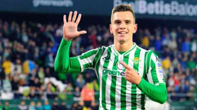Lo Celso Betis Villarreal 07042019