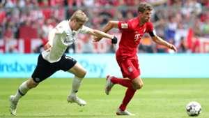FC Bayern: Spiel gegen Frankfurt live im Free-TV, Javi Martinez darf nicht wechseln - alle News und Gerüchte zum FCB