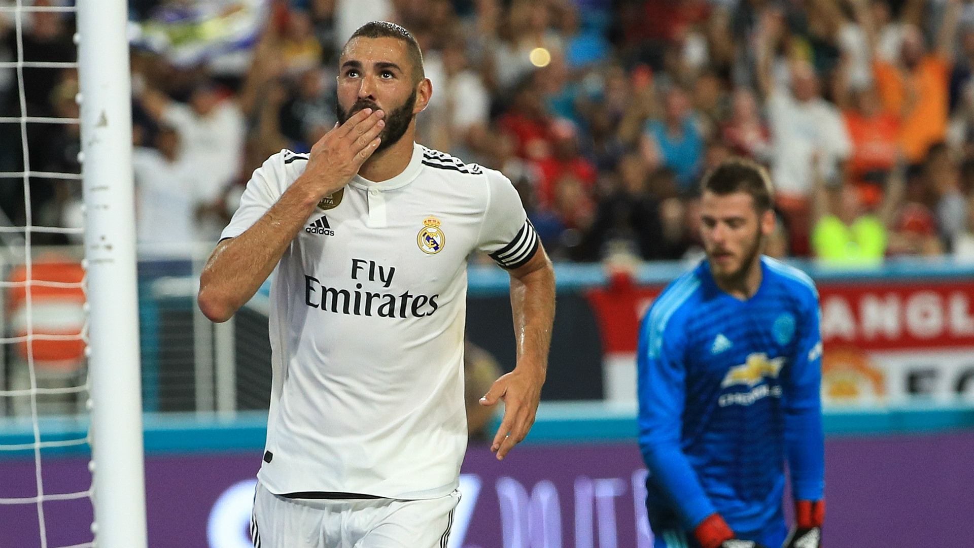 Real Madrid Gegen Manchester United