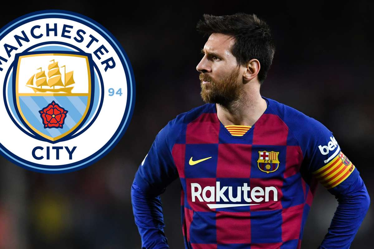 Messi Transfer News: Man City Offer Him 5 Years Contract, Worth €750m