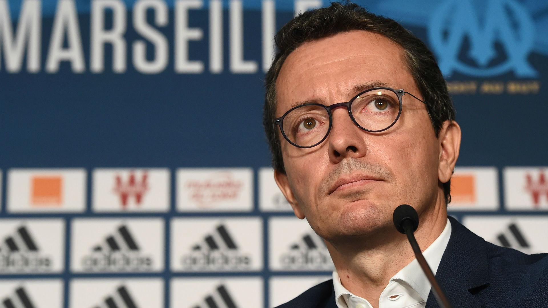 [#OM] Lourde suspension pour Jacques Henri Eyraud