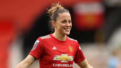 Ona Batlle Manchester United Women 2020-21