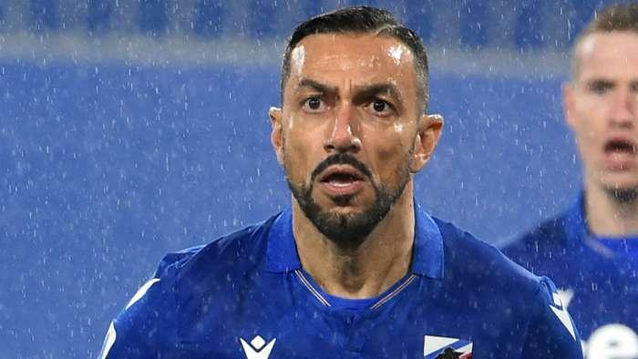 Fabio Quagliarella Sampdoria