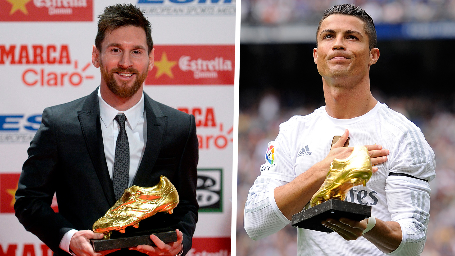 world cup UEFA Champions League Premier League golden boot trophy socce