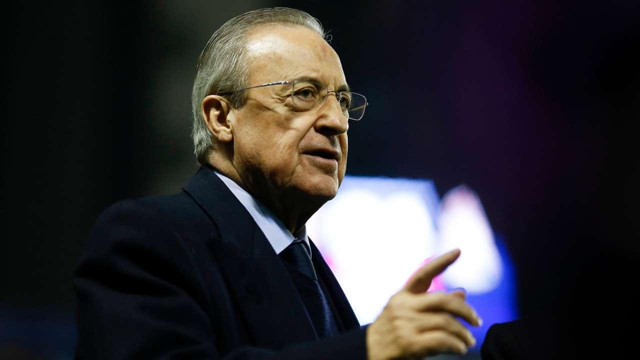 Florentino Perez Real Madrid 2020