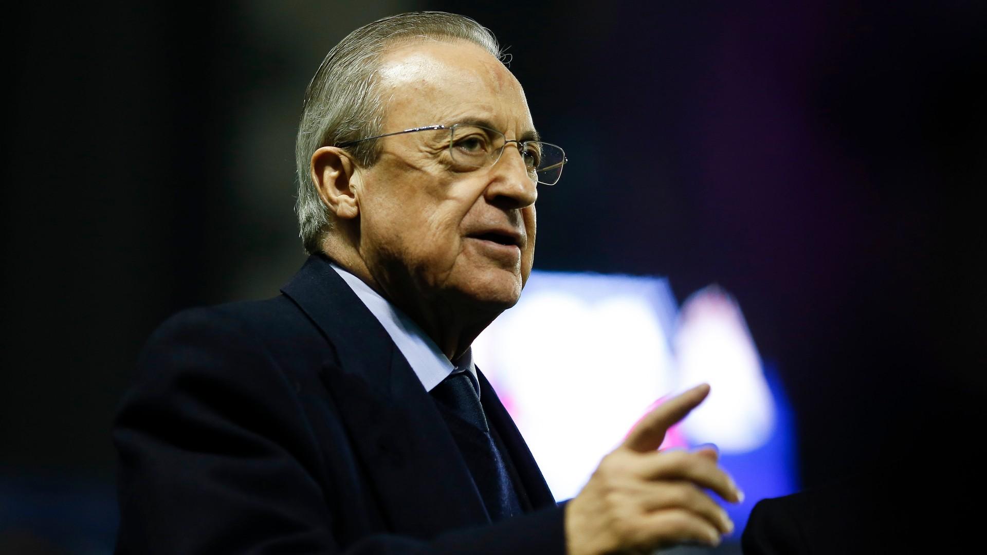 Real Madrid Präsident