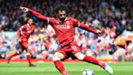 Mohamed Salah Liverpool Stoke City Premier League