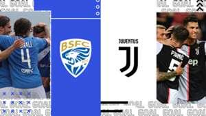 Brescia-Juventus tv streaming