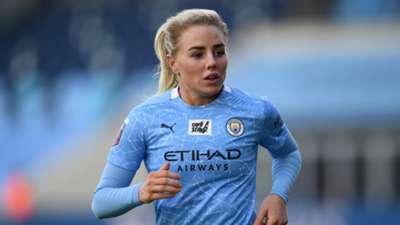 Alex Greenwood Manchester City Women 2020-21