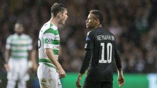 Anthony Ralston Neymar Celtic PSG 12092017