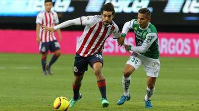 Rodolfo Pizarro Liga MX