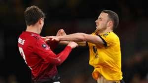 Wolverhampton Manchester United Jota 16032019