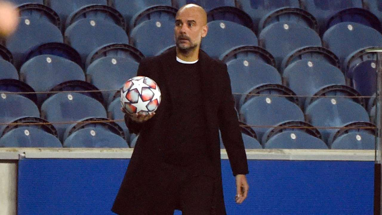 Guardiola Manchester City 2020