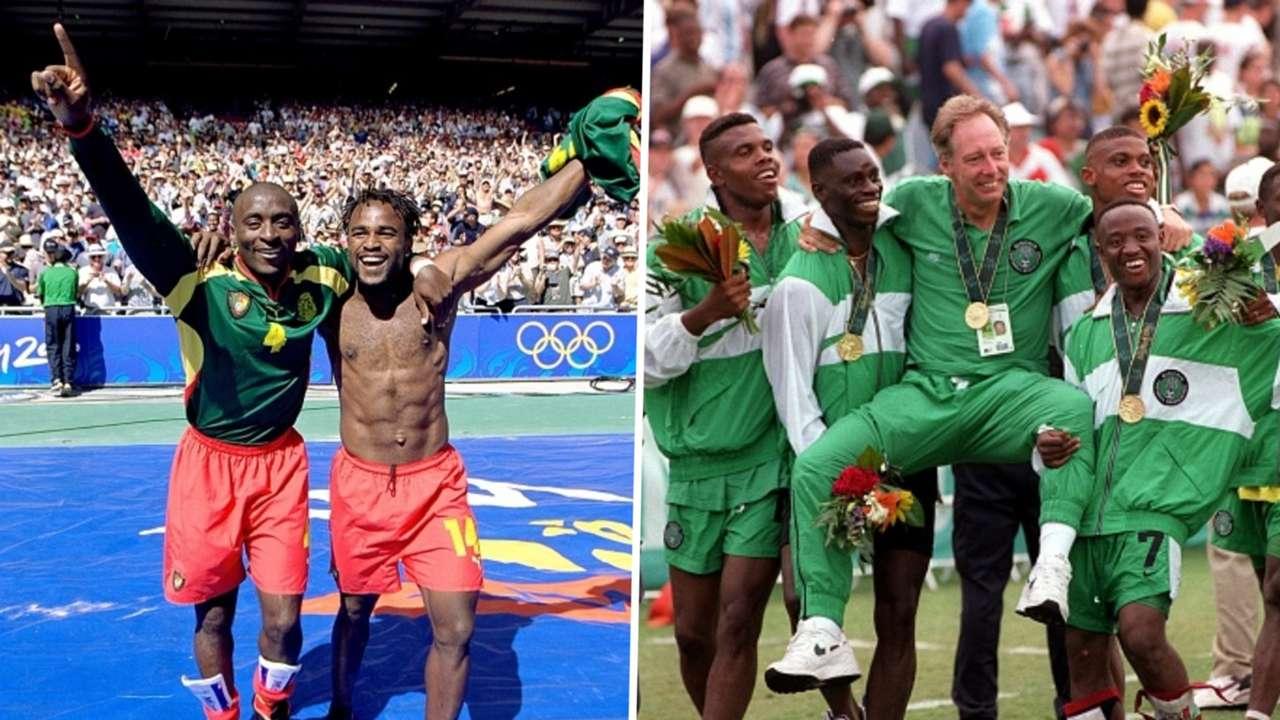 Cameroon, Nigeria, Olympics