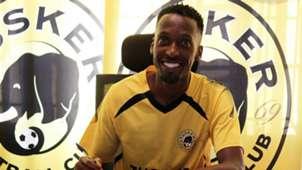 Tusker sign Rwandese goalkeeper Emery Mvuyekure.