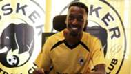 Tusker sign Rwandese goalkeeper Emery Mvuyekure.