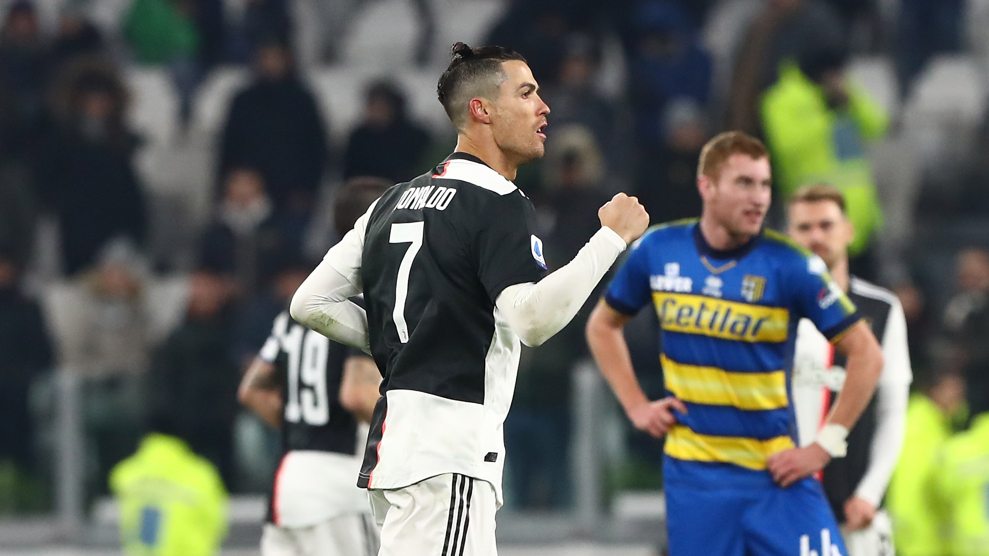 Ronaldo thrilled with Juventus victory after taking advantage of Inter slip-up