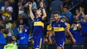 Boca Atletico Tucuman Franco Soldano Eduardo Salvio Superliga 080220