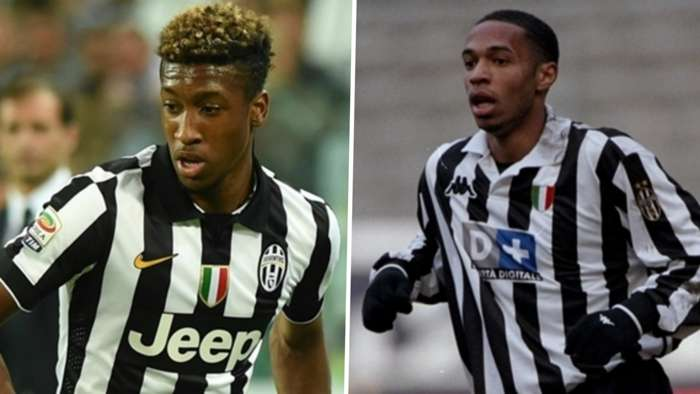 Kingsley Coman Thierry Henry