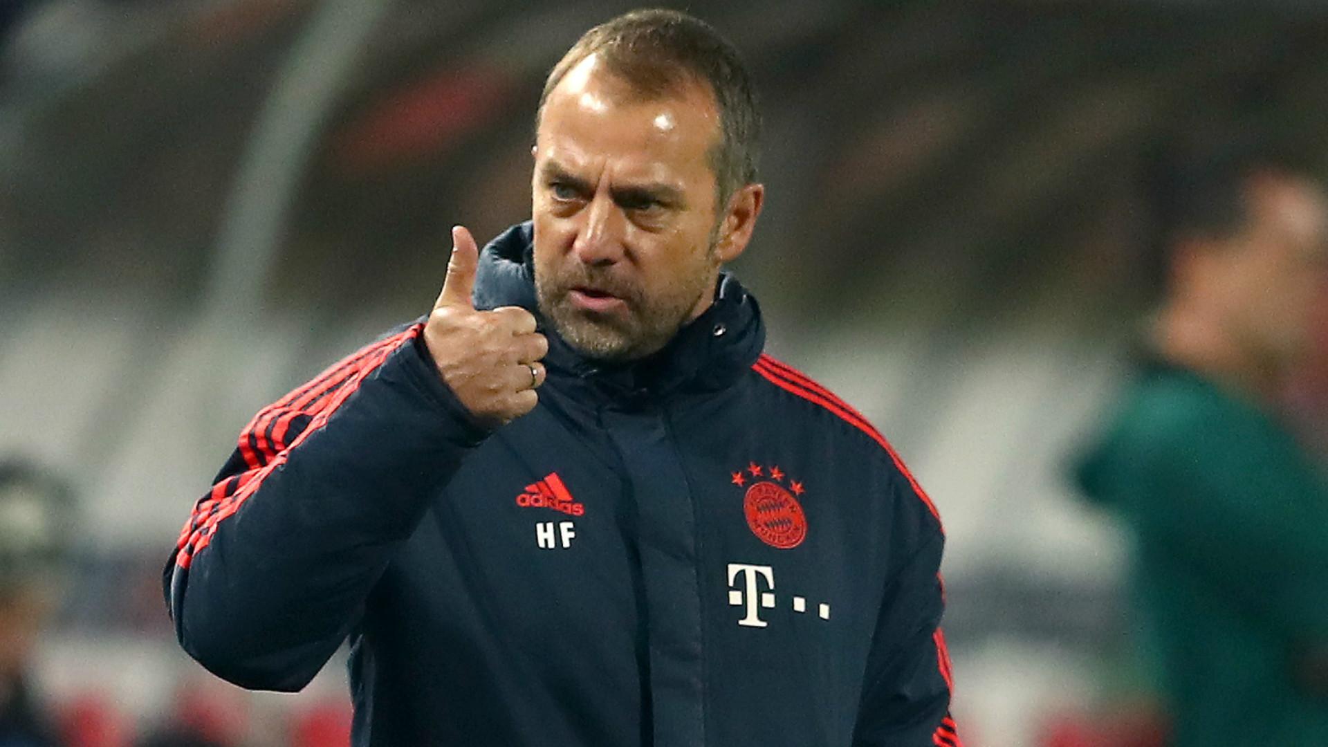 Respect for Flick sparked Bayern turnaround & Dortmund vs Schalke is Bundesliga's best game - Elber