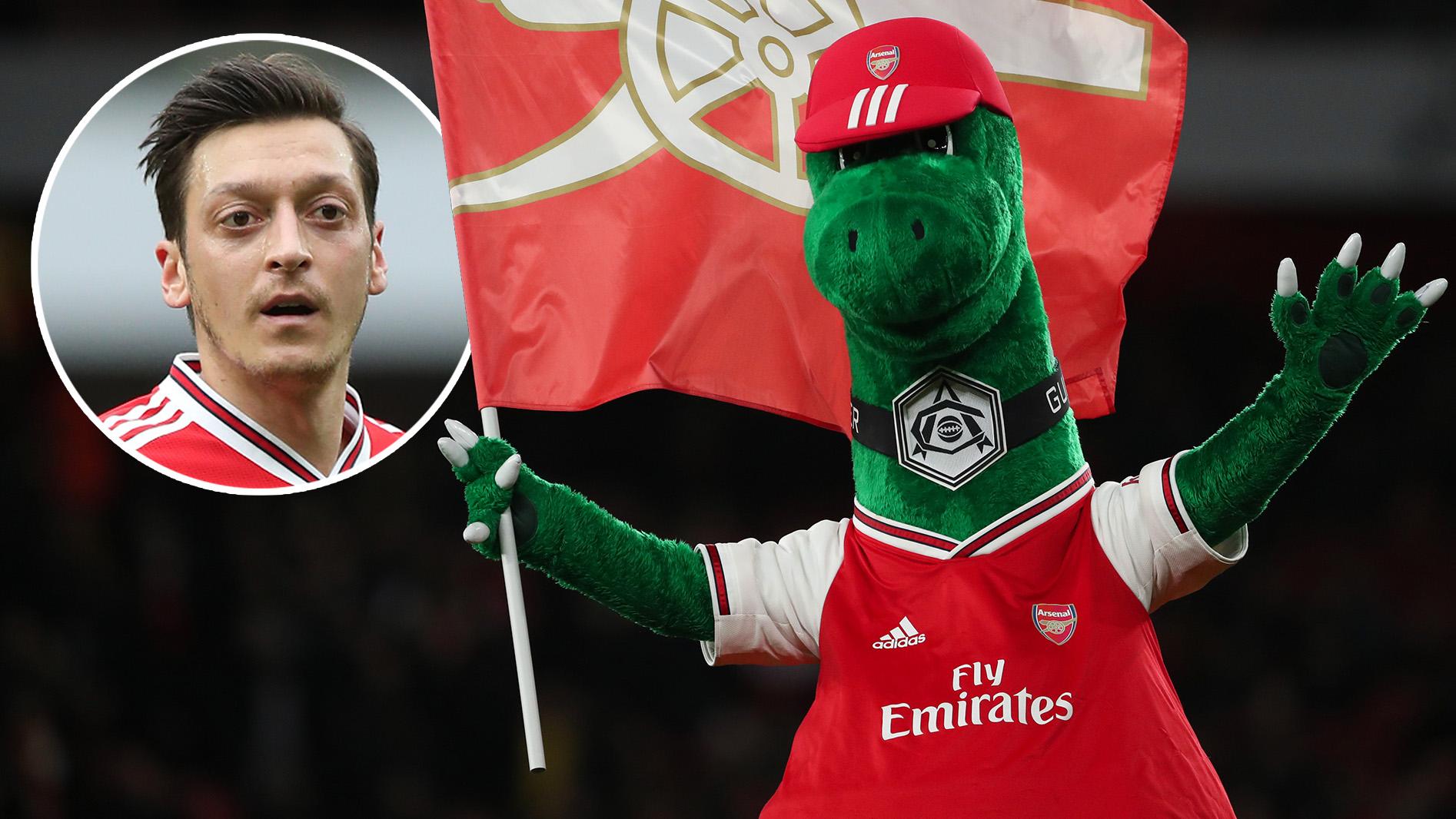 'Ozil has made Arsenal look absolutely stupid' – Merson slams Gunnersaurus saga as Partey pens £150,000-a-week deal