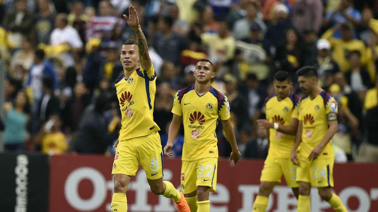 Mateus Uribe Club America