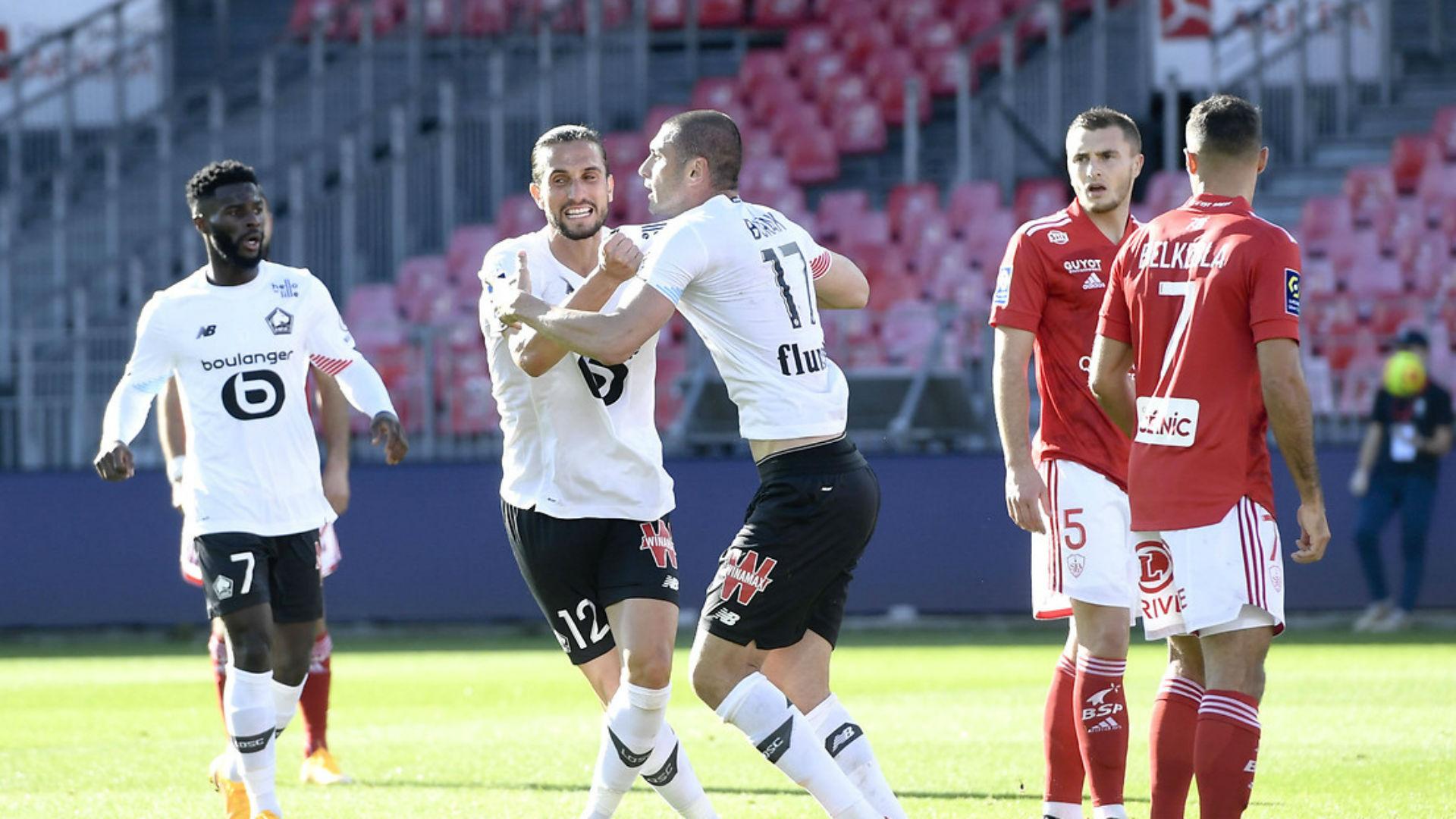 Burak Yılmaz'ın golleri Lille'e yetmedi: 3-2 | Goal.com
