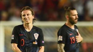 Modric Croatia Spain 2018