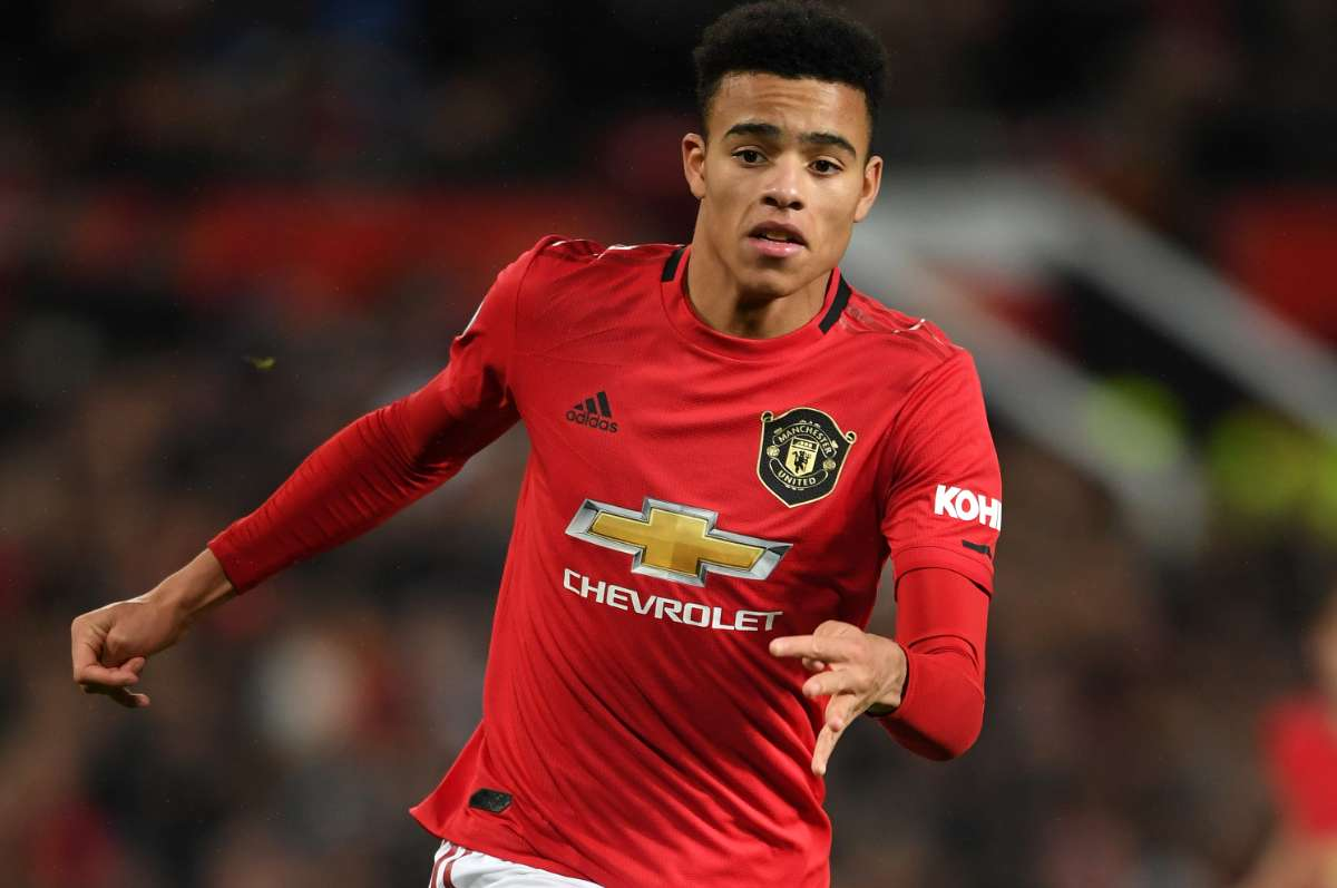 Greenwood Claims Man Utd Record With Brace In Europa League Win Goal Com