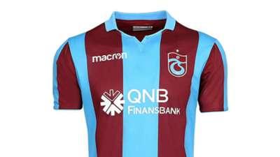 Trabzonspor home kit 2018-19