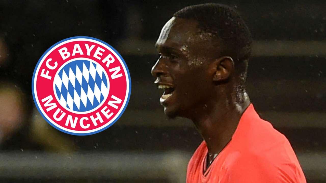Tanguy Kouassi, Bayern Munich badge