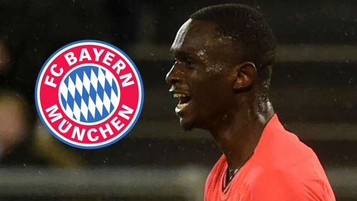 Tanguy Kouassi, Bayern Munich badge