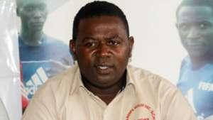 Kawempe Muslim Ladies FC coach Ayub Khalifa of Uganda.