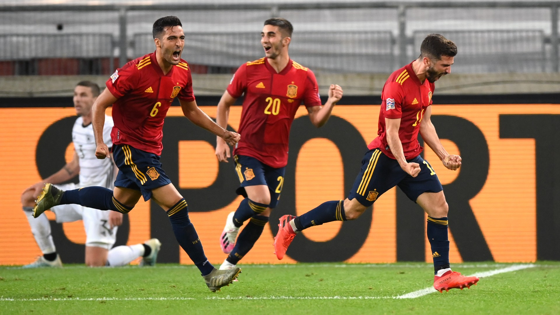 Fati makes history as Spain thump Ukraine