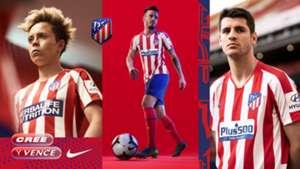Atletico Madrid home kit 2019-20