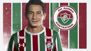 Ganso Fluminense anúncio 2019