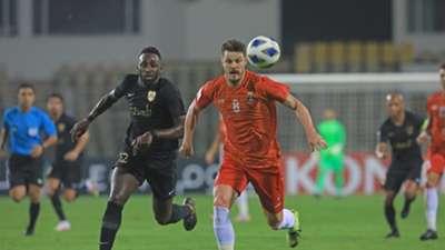 James Donachie, FC Goa, Al Rayyan, AFC Champions League