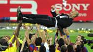 Pep Guardiola, Barcelona, Champions League final 2010-11