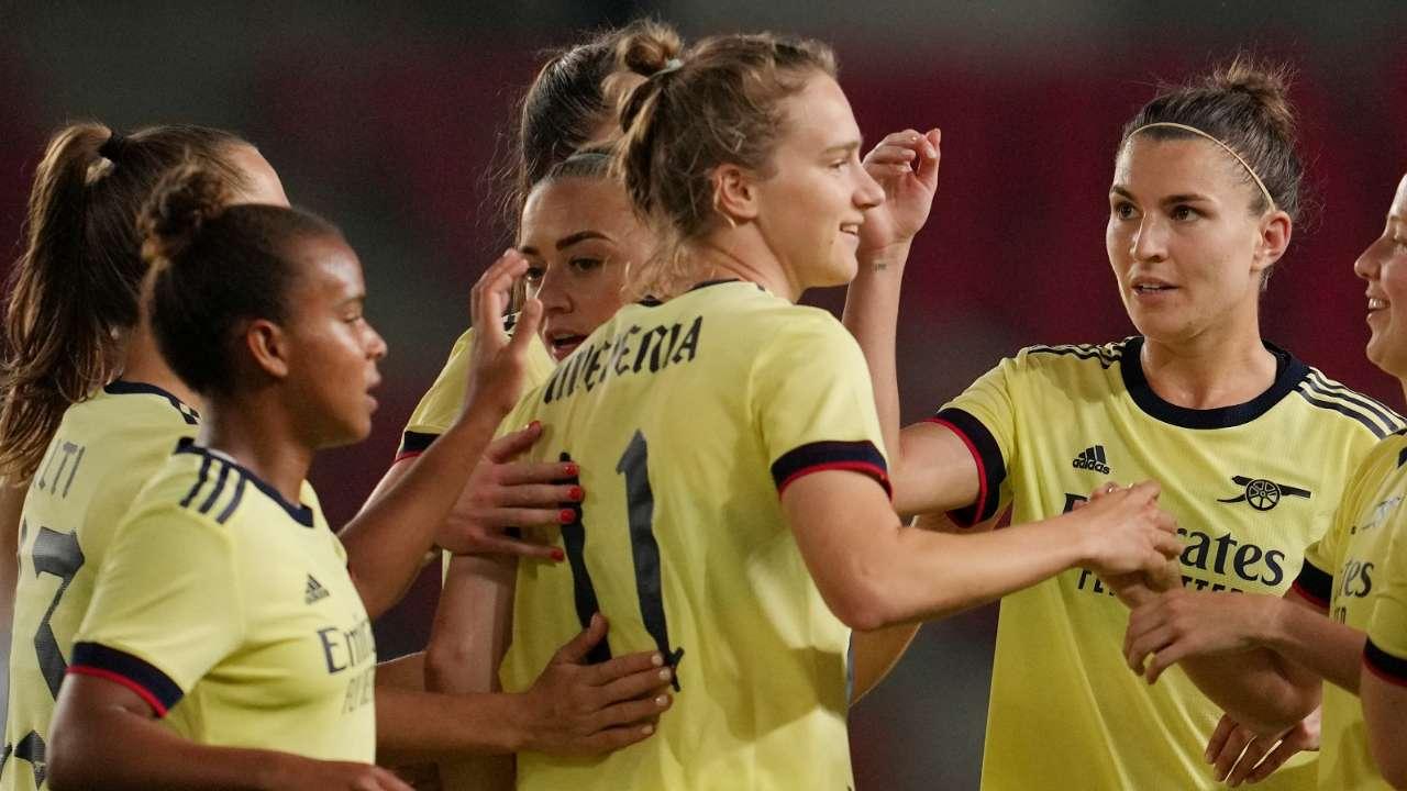 Vivianne Miedema Arsenal Women 2021