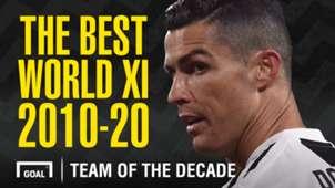 Best World XI 2010-20