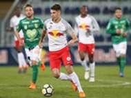 Szoboszlai Dominik FC Liefering