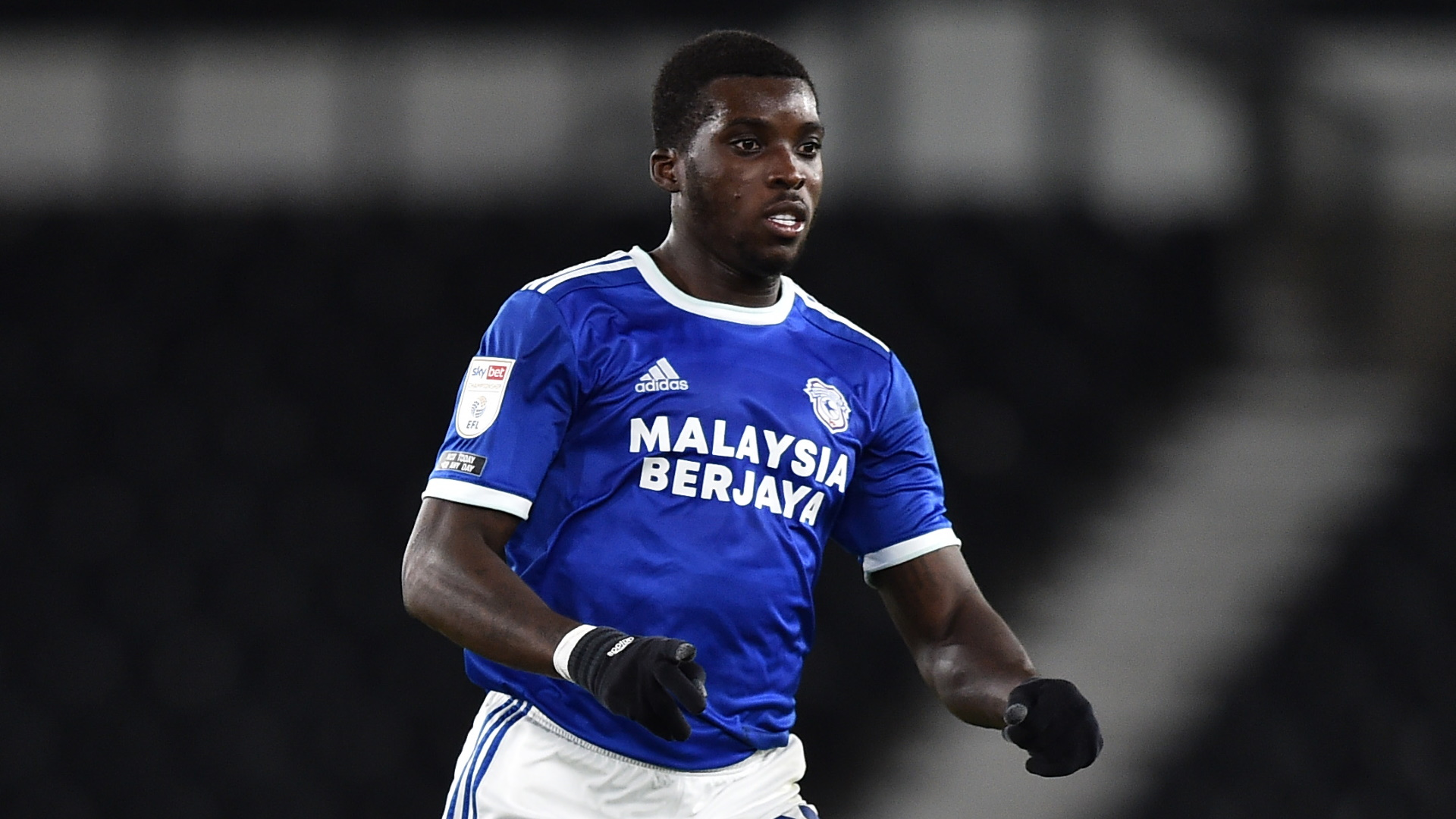 Sheyi Ojo scores as Cardiff City hold Barnsley