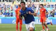 Matteo Pessina Italy vs Wales Euro 2020