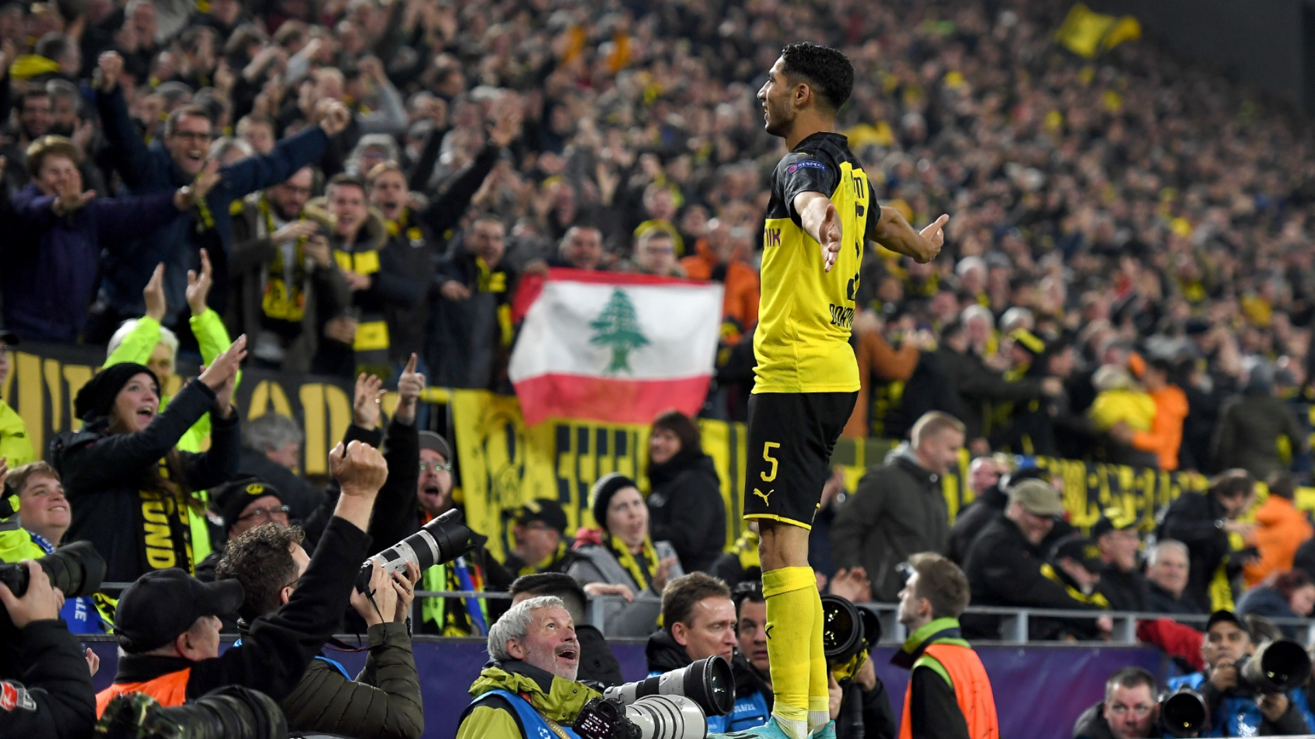 Dortmund's Hakimi names Messi, Suarez, Griezmann as his toughest challengers