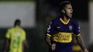 Almendra Defensa y Justicia Boca Fecha 9 Superliga