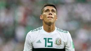 Héctor Moreno México Selección mexicana