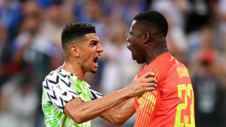 Nigeria vs. Iceland - Leon Balogun, Francis Uzoho
