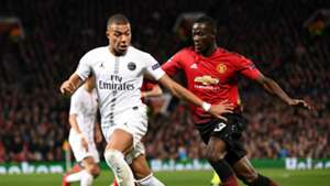 Mbappe, Bailly