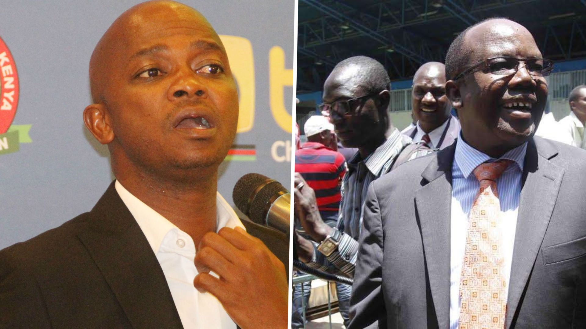 Football stakeholders led by Nyamweya, Aduda demand FKF to be investigated for alleged fraud